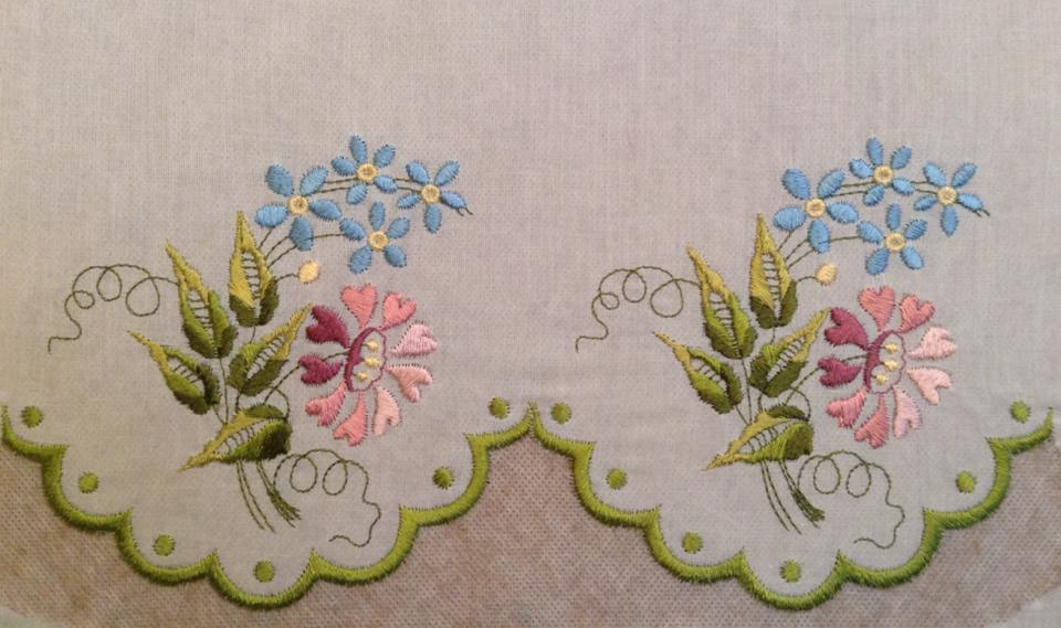 This silk on cotton voile swatch was stunning...until I washed away the stabilizer and the edge collapsed.